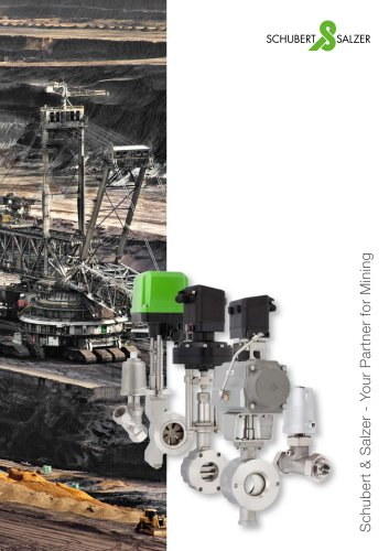 Schuber & Salzer - Your Partner for Mining!