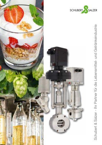 Schubert & Salzer - Ihr Partner für die Lebensmittel- und Getränkeindustrie