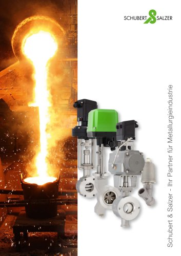 Schubert & Salzer - Ihr Partner für die Metallurgie- und Bergbauindustrie