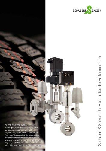 Schubert & Salzer - Ihr Partner für die Reifenindustrie
