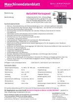 BaCo2500 Variospeed