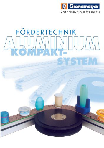 Aluminium- Kompakt- System