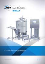 BRIMAX Lakeaufbereitung