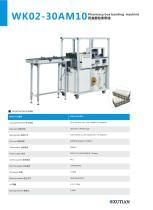 automatic banding machine WK02-30AM10