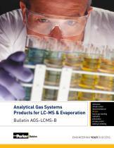 Nitrogen Generators for Solvent Evaporation