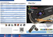 2-Axis Precision Digital Level